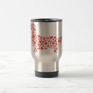 Dachshund Longhaired Mugs