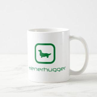 Dachshund Longhaired Coffee Mugs