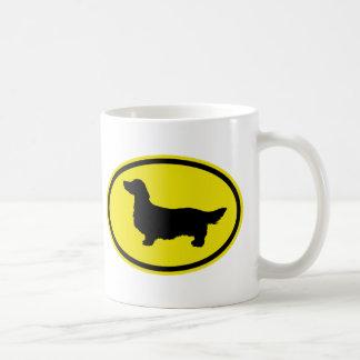 Dachshund Longhaired Coffee Mug