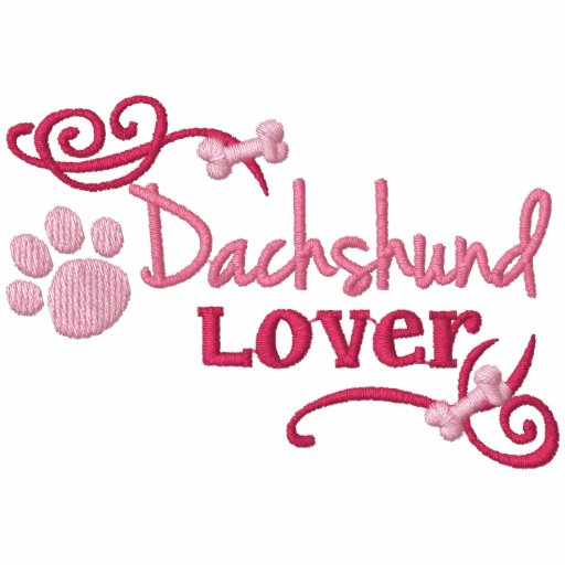 Dachshund Lover Hoodie