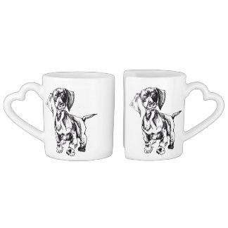 Dachshund Lover's Mug Set