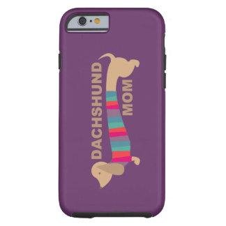 Dachshund Mom iPhone 6 Case