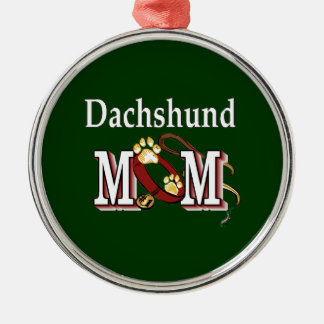 Dachshund Mom Gifts Christmas Ornament