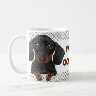 Dachshund Mug | Mmm...Coffee!