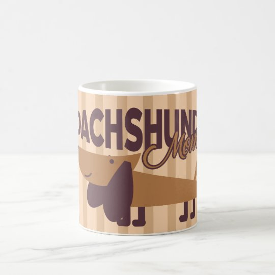 Dachshund Mum 11 oz Classic Mug