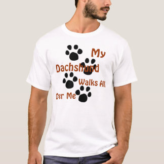 Dachshund owners T-shirt