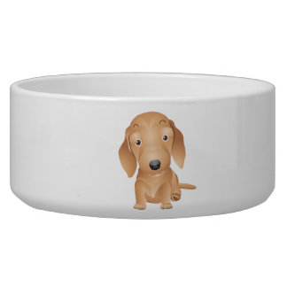 Dachshund Pet Bowl