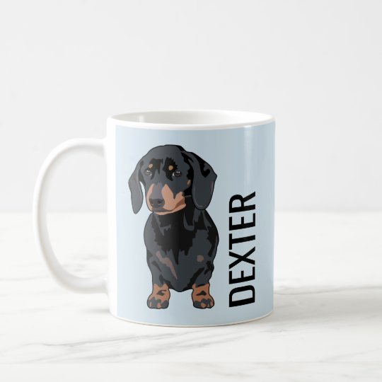 Dachshund Pet Dog | Cute Sausage Dog Coffee