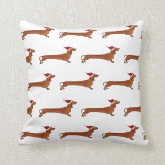 Dachshund Pillow pattern
