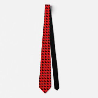 Dachshund Power Tie