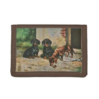 Dachshund Puppies wallet