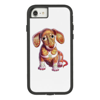 Dachshund Puppy Case-Mate Tough Extreme iPhone 8/7 Case