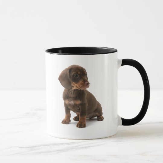 Dachshund Puppy Coffee Mug