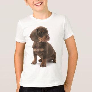 Dachshund Puppy Kid's T-Shirt