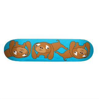 Dachshund Puppy Skateboard