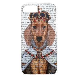 Dachshund Queen 2 iPhone 8/7 Case