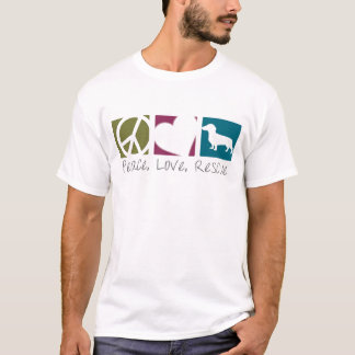 Dachshund Rescue South Florida T-Shirt