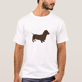 Dachshund Simple - Customized T-Shirt