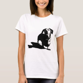 Dachshund Sketch T-Shirt