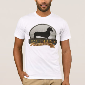 Dachshund [Smooth] T-Shirt