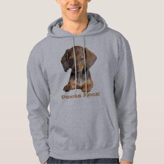 Dachshund So Cute Unisex Hooded Sweatshirt