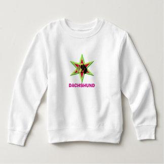 Dachshund Star Sweatshirt