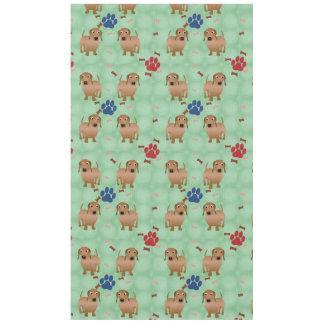 Dachshund Tablecloth