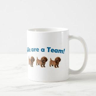 Dachshund Team Mug