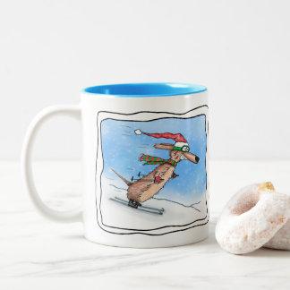 Dachshund through the Snow Mug