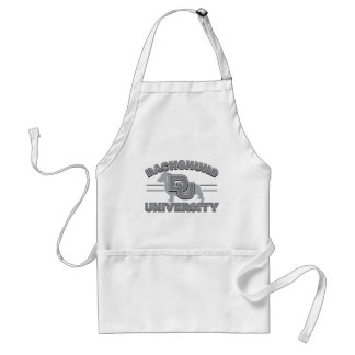 Dachshund University Standard Apron