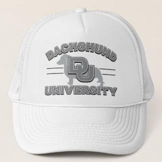Dachshund University Cap