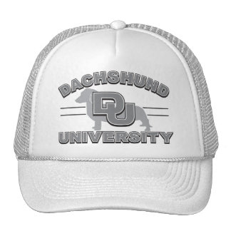 Dachshund University Cap