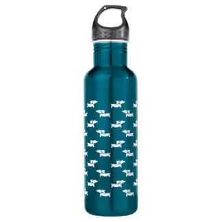 Dachshund Wiener Dog Water Bottle 710 Ml Water Bottle