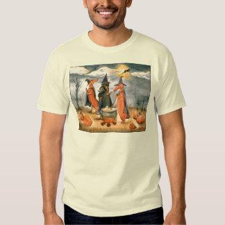 Dachshund Witches Shirts