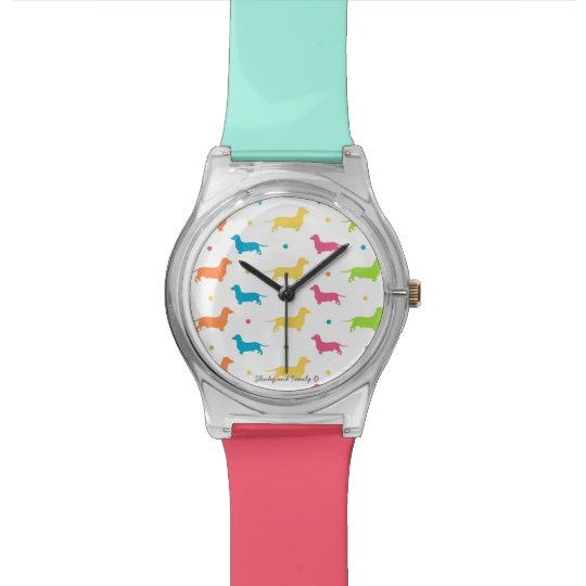 Dachshund Women's Watch - The Funky Sausage Range
