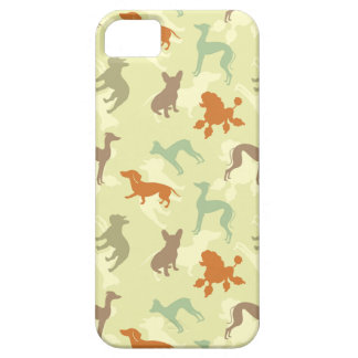 Dachshunds and Greyhounds and Poodles, Oh My! iPhone 5 Covers