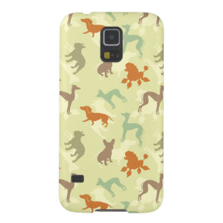 Dachshunds and Greyhounds and Poodles, Oh My! Case For Galaxy S5