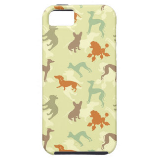 Dachshunds and Greyhounds and Poodles, Oh My! iPhone 5 Cases
