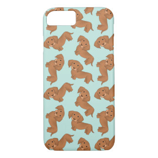 Dachshunds! iPhone 7 Case