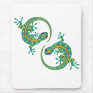 Daco art Lizards Mouse Mat