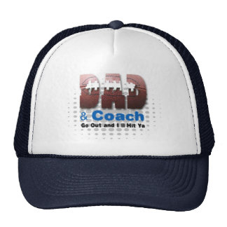 DAD2 MESH HATS