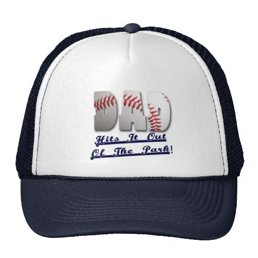 DAD3 MESH HATS