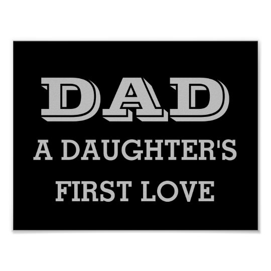 Dad, a daughter's first love - Poster
