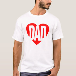 Dad- by Poetry Lobby T-Shirt