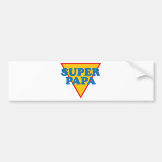 Dad/Dad/Daddy/Vati/Dad Bumper Sticker