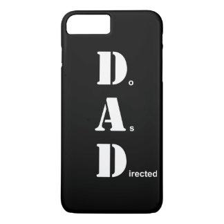 DAD, Do As Directed iPhone 8 Plus/7 Plus Case