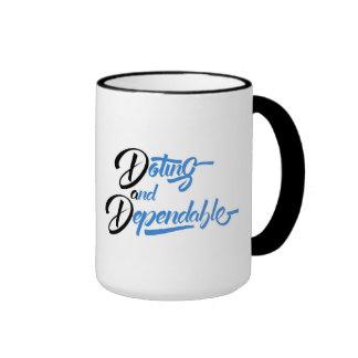 DAD-Doting and Dependable Mug