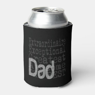 Dad Extraordinaire Can Cooler