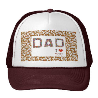 DAD Father's Day : TEXT n Elegant BASE LOWPRICES Cap