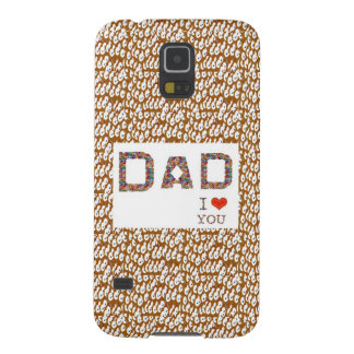 DAD Father's Day : TEXT n Elegant BASE LOWPRICES Cases For Galaxy S5